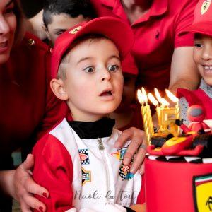 PW's Ferrari Birthday